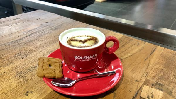 Cappuccino Kolenaar Showroom