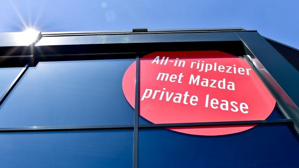 Private Lease Kolenaar Mazda